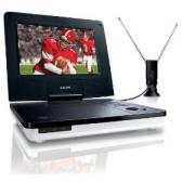 Philips PET729/37 7-Inch LCD Portable TV/DVD Player